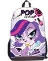 2016 Мода monster high рюкзак мультфильм Дизайн средней школы мешок для детей симпатичные монстр дети bookpack бесплатная доставка