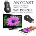 Anycast M2 MiraScreen TV Stick Dongle EasyCast HDMI WiFi Display Receiver DLNA Airplay Miracast Airmirroring Chromecast EZCast