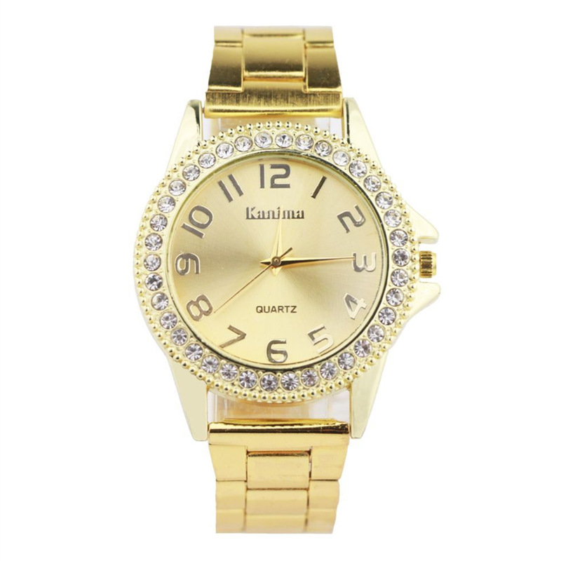 New Fashion Casual Kvinder Watch Relogios Feminino Luksus Brand - Dameure - Foto 3