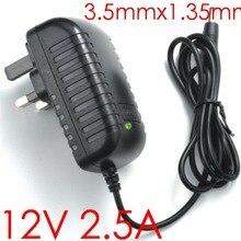 1 шт. Высокое качество 12 в 3,5 А 30 Вт планшет зарядное устройство адаптер переменного тока для Cube i7 куб i9 планшетный ПК адаптер питания 1,35 мм x мм