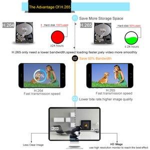 Image 4 - Система видеонаблюдения Keeper, 8 каналов, 3 Мп, POE, H.265, 8 уличных водонепроницаемых IP камер, P2P