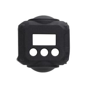 Image 4 - מצלמה מגן עדשת כיסוי סיליקון כיסוי מקרה עבור Garmin VIRB 360 מצלמה