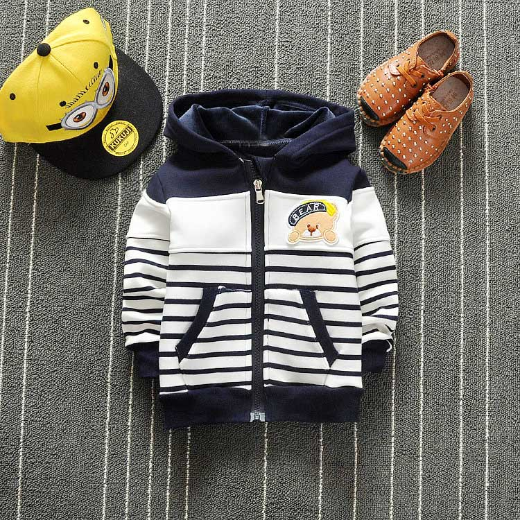 Spring-Boys-Cartoon-Bear-Stripped-Hooded-Cap-Jackets-Cardigan-Baby-kids-Infant-Long-Sleeve-Children-Outwear-Coat-S2713-1