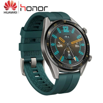 Huawei Watch GT Elegant/vigor/sport GPS NFC 14Days Battery Life 5ATM waterproof Phone Call Heart Rate Tracker bluetooth watch