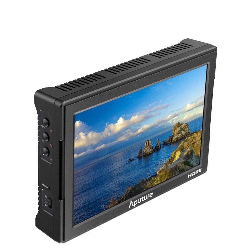 VS-5 7 inch Monitor SDI HDMI Input with waveform, vectorscope, Histogram, Zebra, false color lcd profession monitor