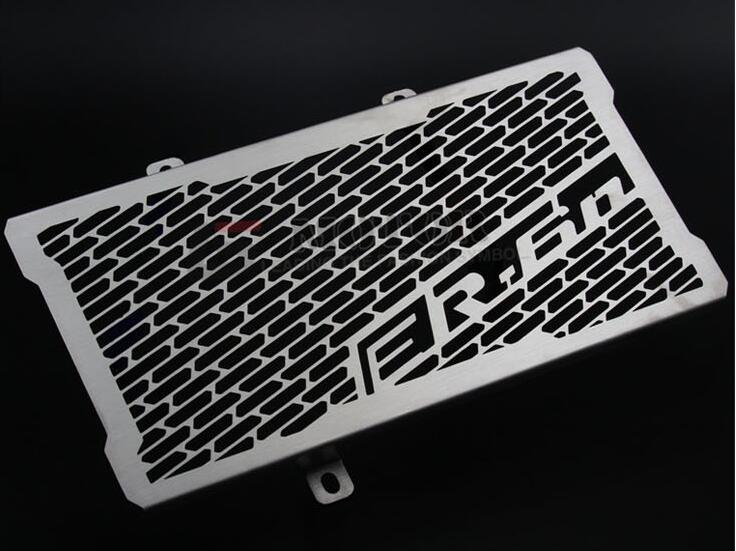 Motorcycle modified Radiator Grille Cover suitable for Kawasaki ER6N ER-6F 12-13-14-15-16 5pcs lot pure copper broken groove memory mos radiator fin raspberry pi chip notebook radiator 14 14 4 0mm copper heatsink
