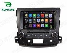 Octa Core 2GB RAM Android 6.0 Car DVD GPS Navigation Multimedia Player Car Stereo for Outlander 2006-2012 Radio Headunit