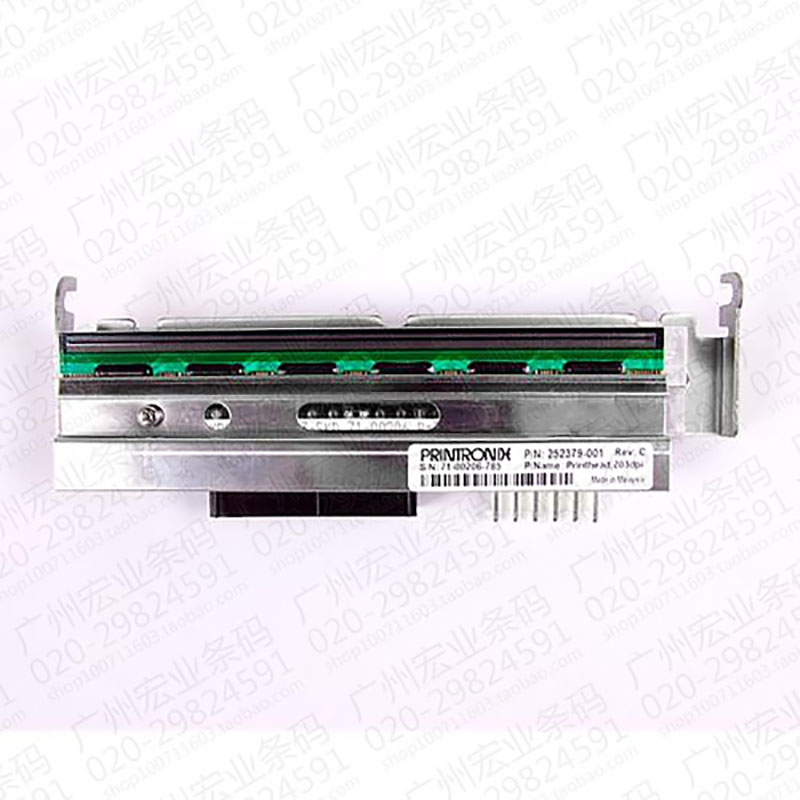 For TSC ttp-245 246M 247 203dpi Barcode Printer Original Brand New Printhead Print head, Printer Parts