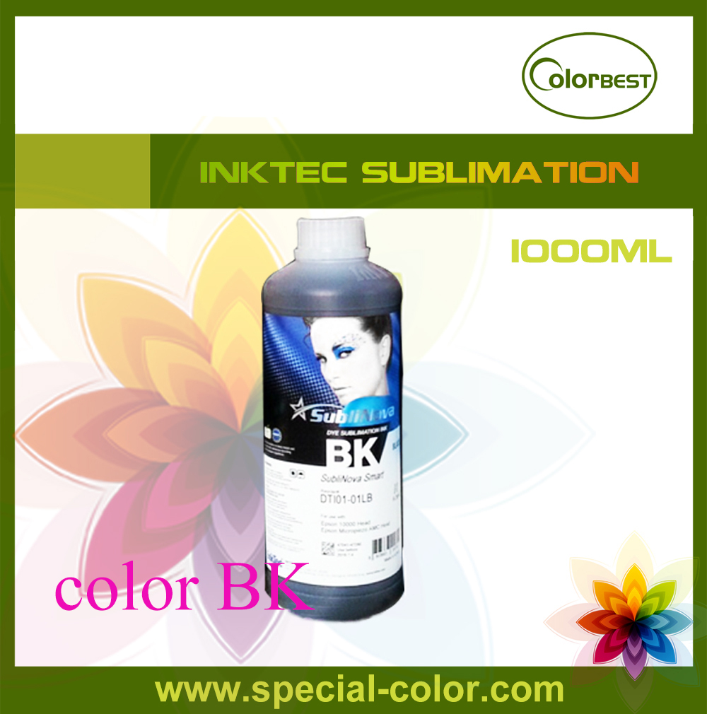 Low Price Transfer Ink for Epson DX4/DX5 Inktec Bottle Ink Sublimation BK free shipping fmuser fsn 150k 150w fm broadcast transmitter assemble pcb kit