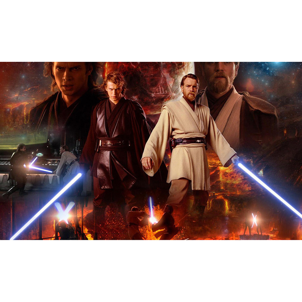 Many Choice Star City Wars Game Playmat, Anakin Vs Obi Wan Playmat, Board Games Table Game Playmat, Custom Images Sexy Playmat ...