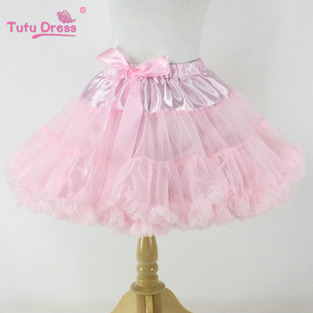2017 New Baby Girl Tutu Skirt Chiffon  Princess Dance Party Pettiskirt Kids Rainbow Candy Floral Ballet  Skirts