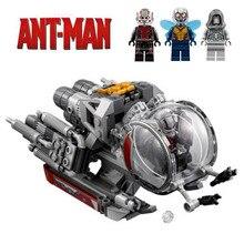 Legoing Ant man & the Wasp Quantum Realm Explorers Building Block 224pcs