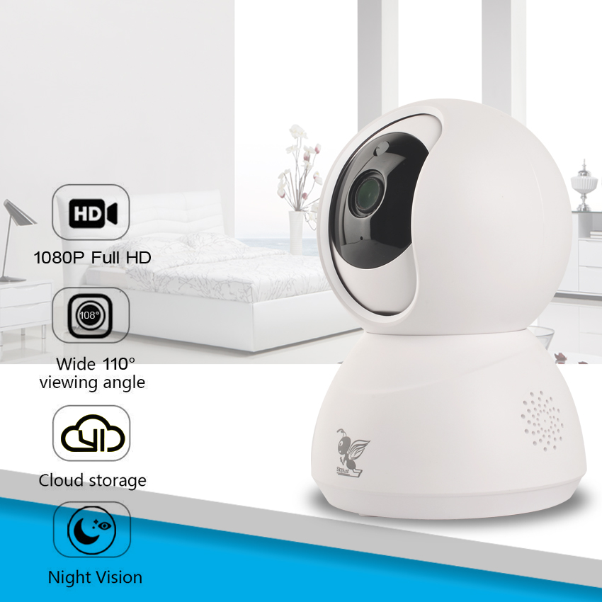 Full HD 720P 1080P Indoor WiFi IP Camera Surveillance Mini Camera Security Night Vision support Cloud Storage CCTV Wi-fi Camera wifi ip camera indoor bulb light camera home security cctv surveillance micro camera 720p 1080p mini smart night vision hd cam page 5