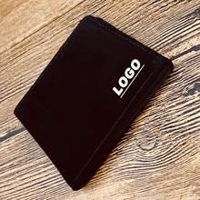 цена на Car Accessories carbon fiber/Leather Driver license bag/credit card bag for BMW M emblem e46 f10 f30 F35 E90 60etc storage bag