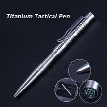 New Titanium Tactical Pen Self Defense Supplies
