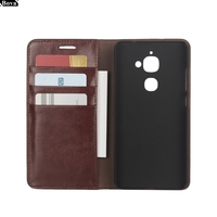 Deluxe Wallet Case For Letv Max2 X820 X821 Genuine Cow Leather Case Le Max2 Letv X820