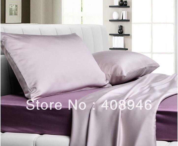 120454 free shipping 100% model print bedding set embroidery Pink + Purple color bedding set /Green fabrics/Virgin pulp fiber