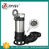 1.5kw  price mud pump submersible mud pump sludge pump with vortex impeller for sale