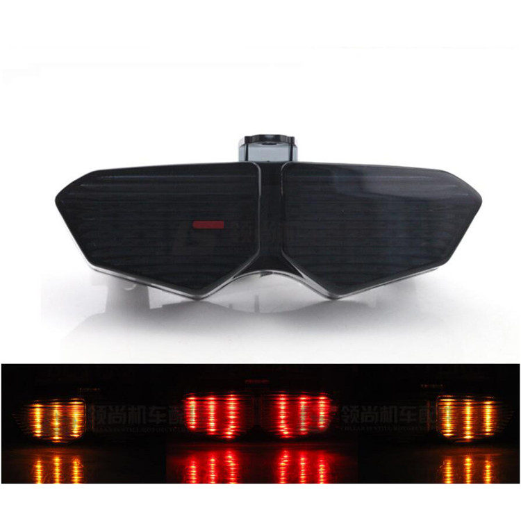 2003 204 2005 Year Professional Brand Moto Indicator Parts Motorcycle Brake Light For Yamaha YZF600 R6 LED Motorbike Tail Light