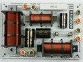 Especialidade de 3 vias de áudio divisor de frequência Crossover TDS-3080C filtro para orador estágio Profissional 480 W 8 ohm