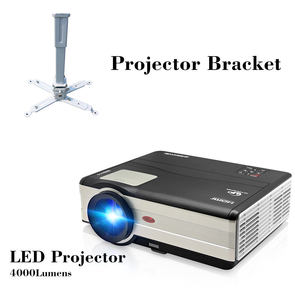 Caiwei Digital Led Projector Home Theater Beamer Lcd