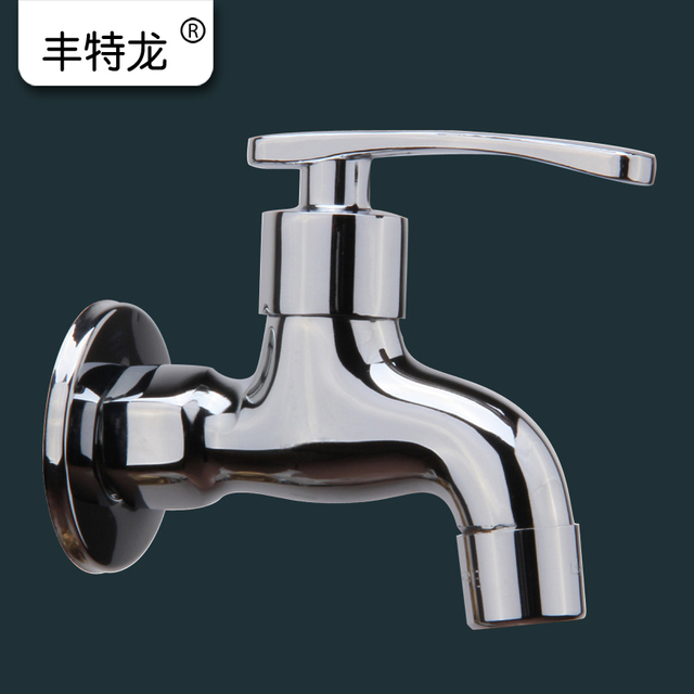 Lengthen copper single cold faucet fast mop pool faucet standard 4 water,1pcs/lot free shipping