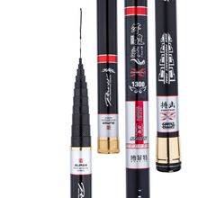Super Hard Long Power Hand Rod River Lake Stream Pole Carp Fishing Rod High Carbon Ultra Light Pesca Spinning Rod Sea Ocean Olta obei purista carp fishing rod carbon fiber fuji spinning rod pesca 3 5 3 0lb power 40 160g 3 60m hard pole surf rod