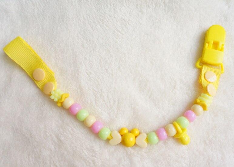 MIYOCAR Dziecko bezpieczne kolorowe zabawne koraliki ręcznie - Karmienie - Zdjęcie 5