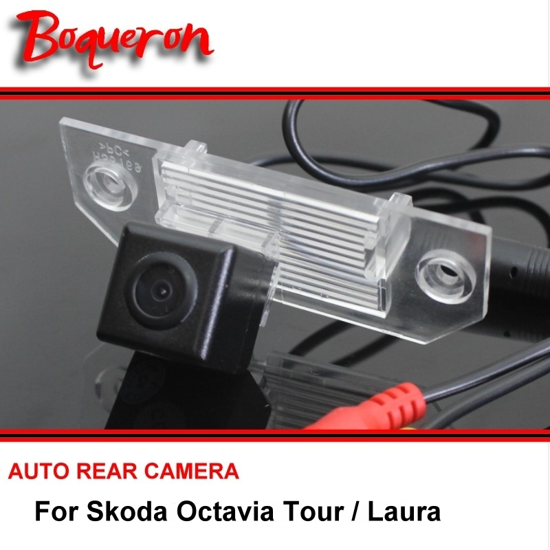 For Skoda Octavia Tour / Laura Car Parking Camera / Rear View Camera / for sony HD CCD Night Vision Back up Reverse Camera