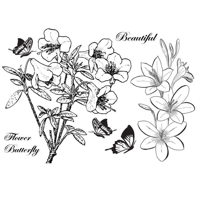 4400 Koleksi Gambar Sketsa Keren Bunga Gratis