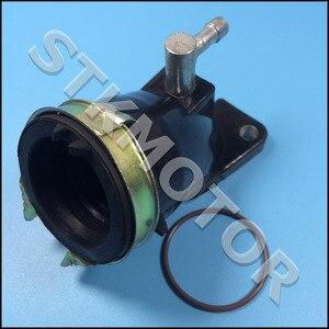 Image 5 - Бесплатная доставка Linhai BUYANG FEISHEN FA D300 170 мм 173MN 260CC 300CC YP250 VOG250 впускной коллектор ATV Quad Scooter
