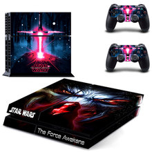 PS4 Star Wars The Force Awakens Skin Sticker