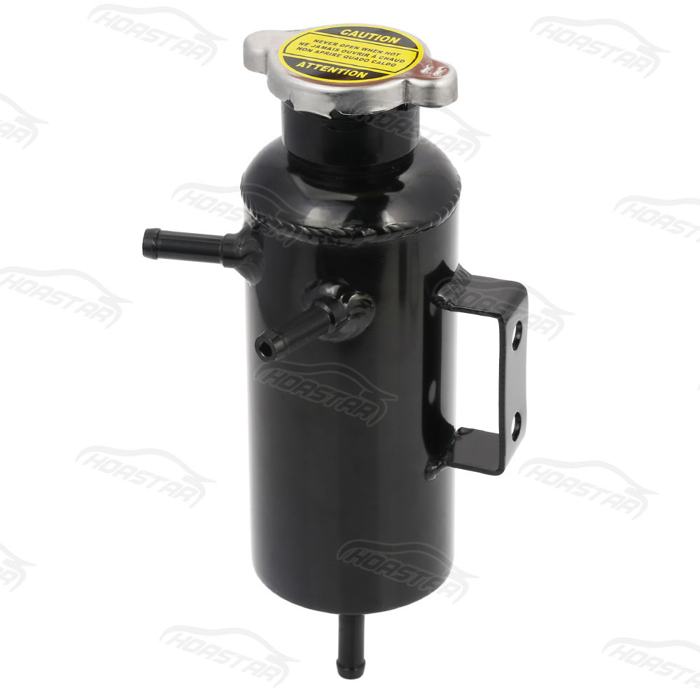 все цены на 0.5L Black Universal Aluminum Racing Car Oil Catch Radiator Breather Tank Kit Reservoir Can