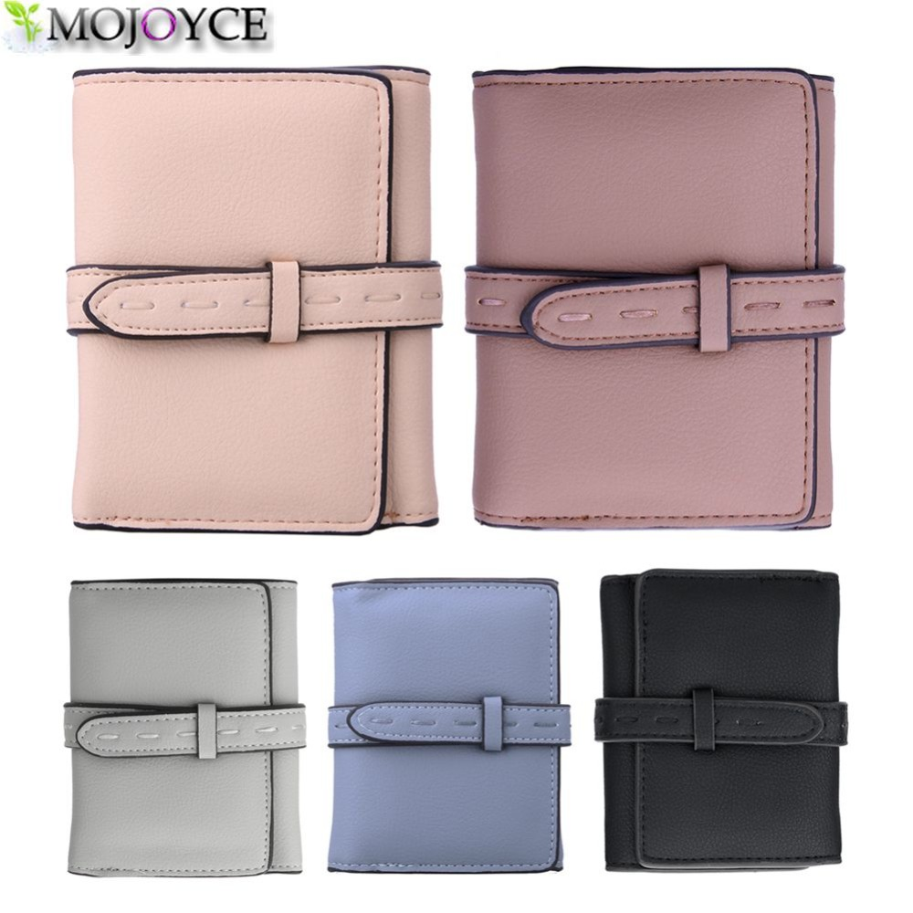 New Arrival PU Leather Women Wallet Short lady wallets female coin purse handbag money purses fashion women's clutches 2017 free shipping new fashion brand women s long wallet purse clutches lady money clip coin phone bag 100