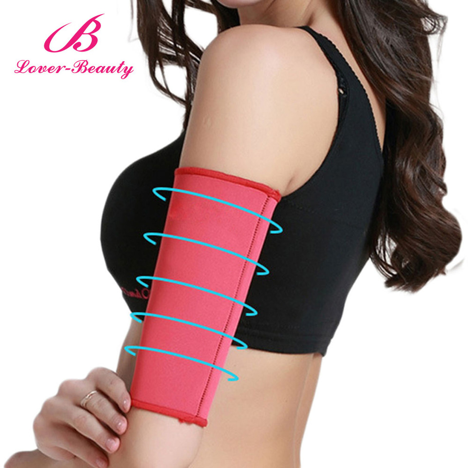 Lover Beauty Body Wraps For Arms Slimmer Lose Arm Fat Reduce Cellulite Arm Trimmers Workout Helps Improve Circulation Sweating D Tops Aliexpress