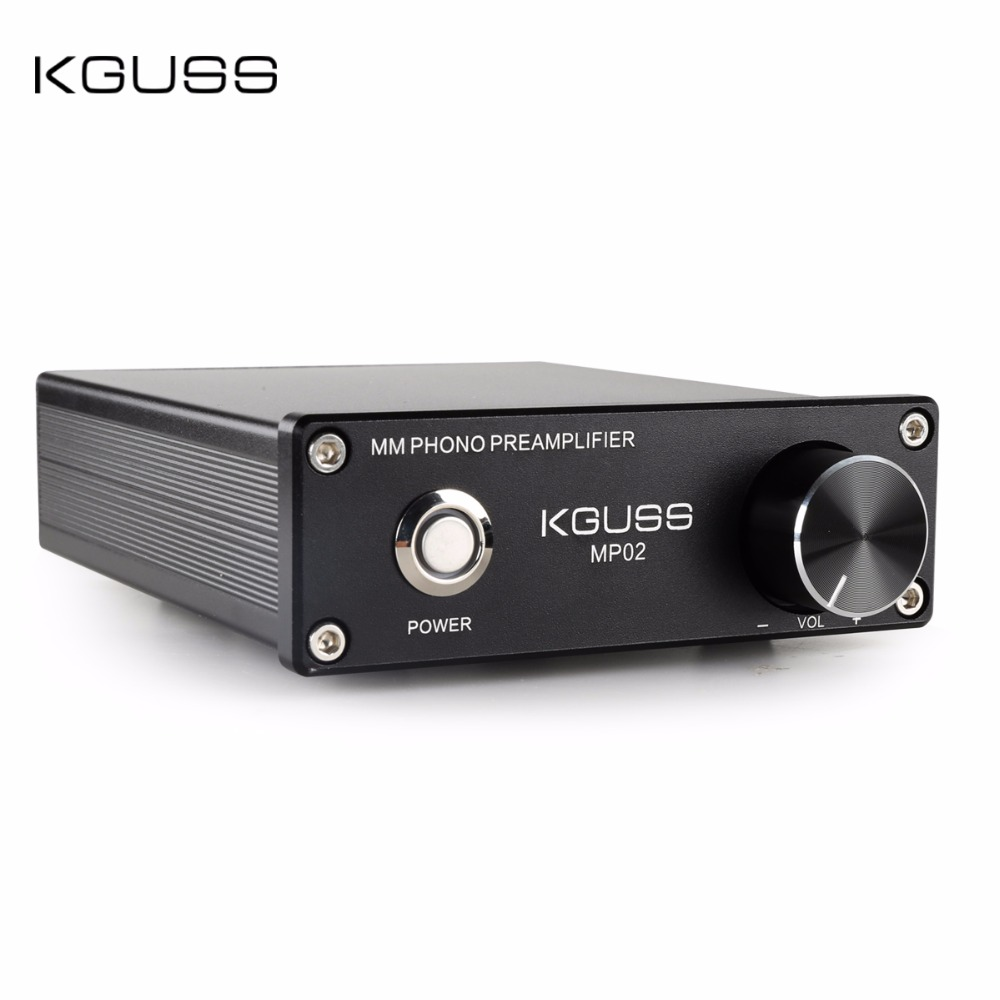 KGUSS MP02 phono preamplifier vinyl record player mini MM PHONO phono preamp 2068KGUSS MP02 phono preamplifier vinyl record player mini MM PHONO phono preamp 2068