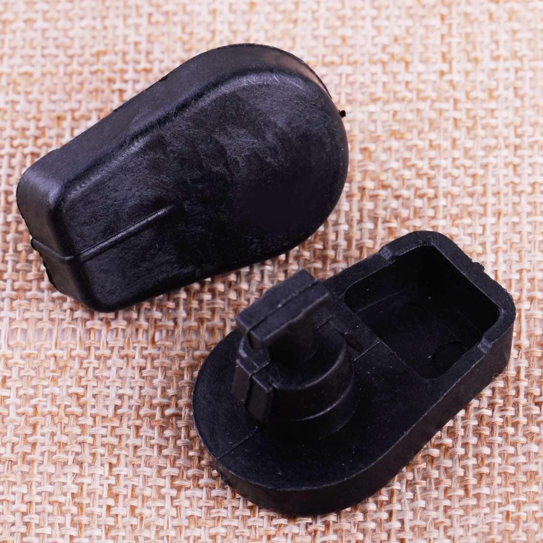 LETAOSK 2pcs Air Filter Cover Twist Lock Fit For Stihl MS210 MS230 MS250 MS290 MS310 MS390
