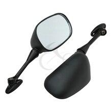 Motorcycle One Pair black Rear View Mirror For HONDA CBR 600RR 2003-2014 13 08 09 10  CBR1000RR 04-07 05 06