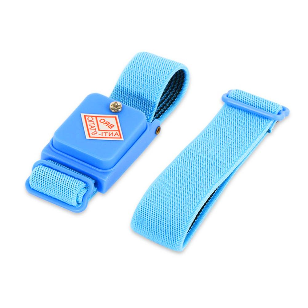 Tool Sets Back To Search Resultstools Just Diyfix Anti-static Cordless Wrist Strap Elastic Band With Spare Extend Band For Sensitive Electronics Repair Tools High Safety