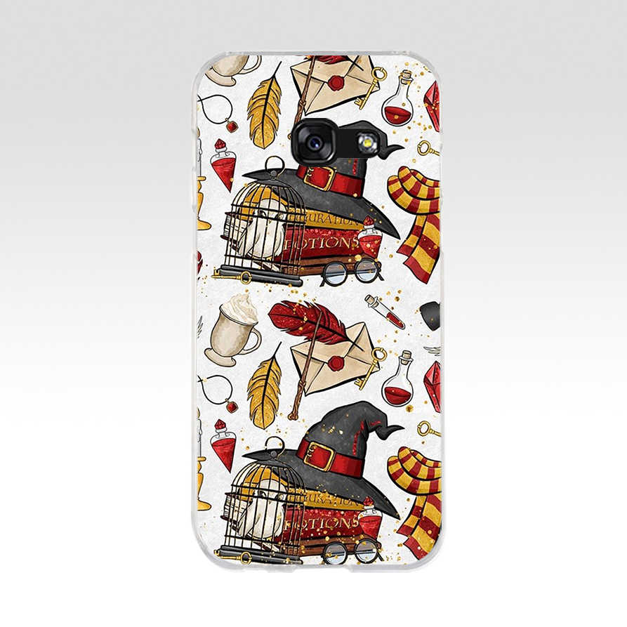 97d76334457f ... 100AQ Chibi Harry Potter Doodle Art Soft Silicone Tpu Cover phone Case  for Samsung galaxy a3 ...