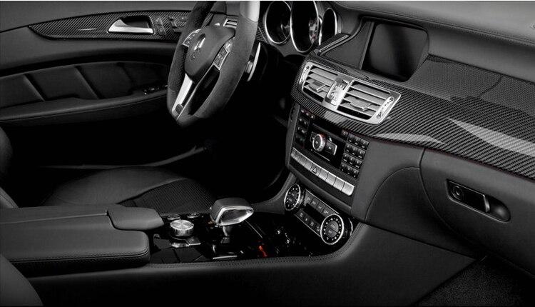 Image 4 - 1 Pc 50*200cm Black 5D Carbon Fiber Vinyl Film Car Wrap Film 5D Roll Car Sticker Auto Sport Exterior Accessories Film-in Car Stickers from Automobiles & Motorcycles