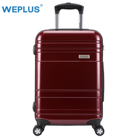 travel Suitcase Carry on Spinner Wheel Travel Luggage 20/24/28 inch Hardside Rolling Boarding large capacity drop shipping