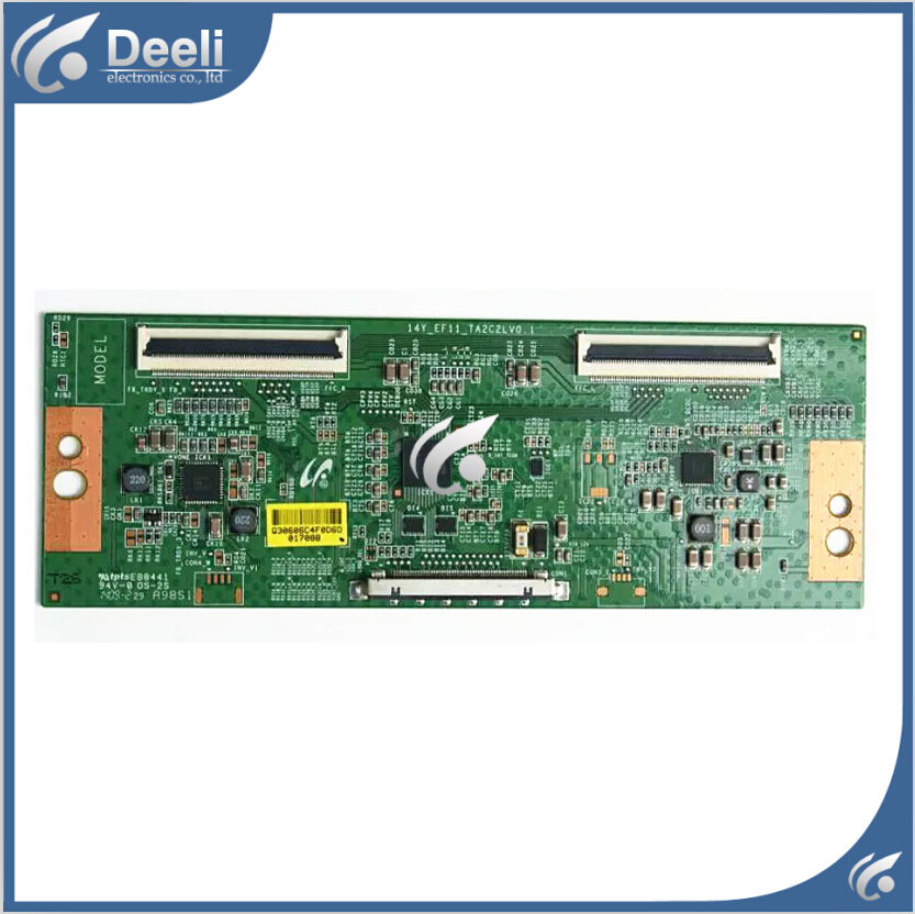 все цены на  Working good 99% new original for Logic board 14Y-EF11-TA2C2LV0.1 M550F14-E2-S T-CON board  онлайн