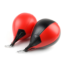 Two Tone Pear Shape Speed Ball