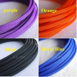 8mm 5 16 tight braided pet expandable sleeving cable wire sheath free shipping 5 meters.jpg 250x250