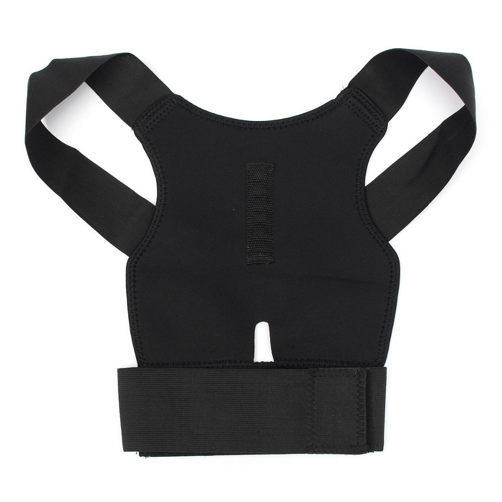 Lightweight Posture Corrector Belt Helps to Ease Pain and Correct Poor Posture Easy to Wear Underneath Clothing Suitable During Exercise 3