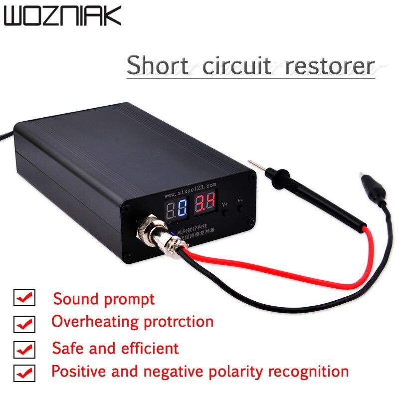 Fonekong shortkiller Mobile phone short circuit repair tool box for motherboard short circuit burning repair tool