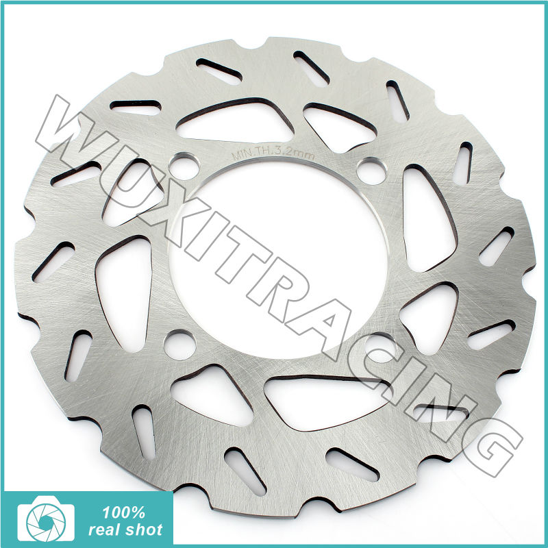 ATV QUAD DIRT Bike Front Brake Disc Rotor for TRX 500 FA/FAA FGA FE/FEA FM/FMA FPE FPM TM5/TM6 680 Foreman Rubicon Gpscape 06-15 atv quad front brake disc rotor for polaris 500 sportsman efi quad h o 600 4x4 700 mv x 2 800 ntl ho touring big boss 6x6