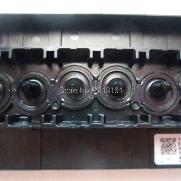 Adapter F160010 DX5 berbasis air untuk Epson 4880 Mimaki JV33 JV5 Mutoh RJ900 RJ900C cetak kepala cap manifold