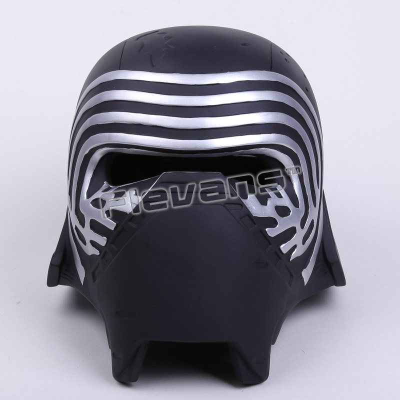 Star Wars Kylo Ren Adult Cosplay Mask Helmet 1:1 Resin Action Figure Collectible Model Toy hellboy giant right hand anung un rama right hand of doom arms hellboy animated cosplay weapon resin collectible model toy w257